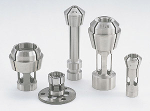 Collet Chucks for Dedicated Machines