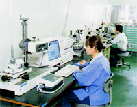 Production Based on a Quality Management System (ISO9001)